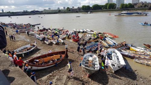 London River Race 2017