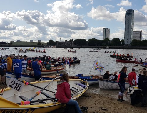 The London River Race 2017